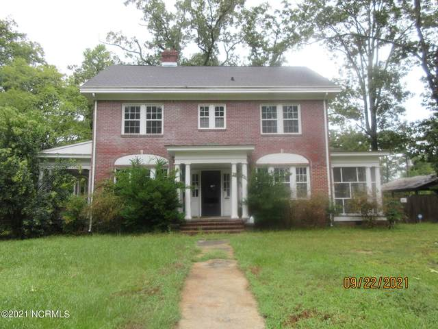 936 Sycamore Street, Rocky Mount, NC 27801 (MLS #100294281) :: CENTURY 21 Sweyer & Associates
