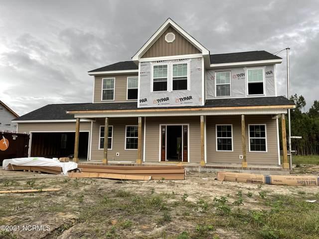 210 N Windy Ridge Road, Hubert, NC 28539 (MLS #100294290) :: Lynda Haraway Group Real Estate