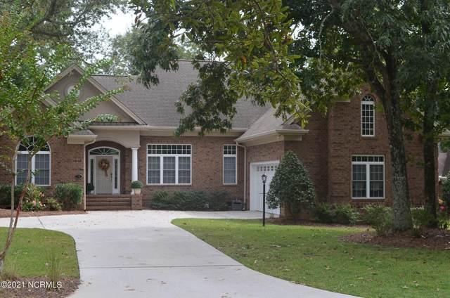 110 Abbington Place SW, Ocean Isle Beach, NC 28469 (MLS #100294296) :: BRG Real Estate