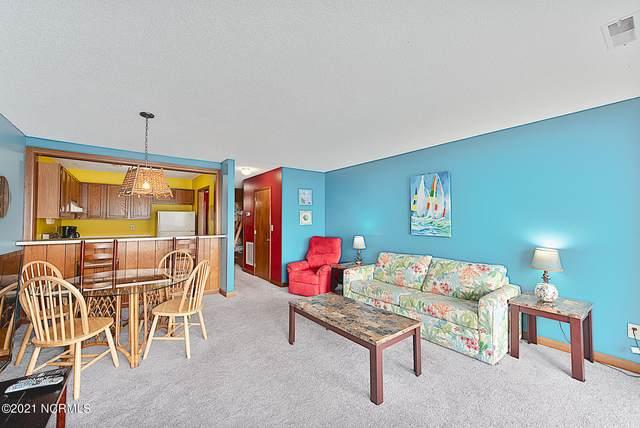 1437 Fort Fisher Boulevard S Unit J3, Kure Beach, NC 28449 (MLS #100294299) :: Vance Young and Associates