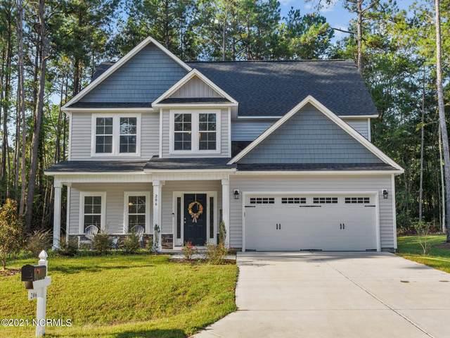 206 Peters Lane, Jacksonville, NC 28540 (MLS #100294302) :: CENTURY 21 Sweyer & Associates