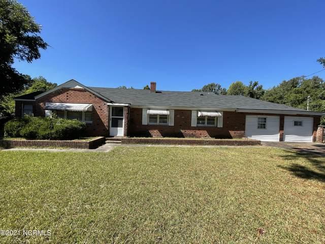 405 Country Club Road, Jacksonville, NC 28546 (MLS #100294320) :: CENTURY 21 Sweyer & Associates