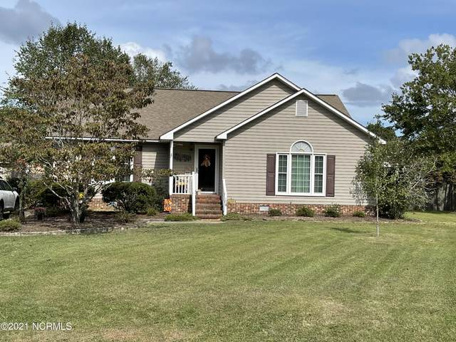 104 Bluegill Drive, Washington, NC 27889 (MLS #100294332) :: CENTURY 21 Sweyer & Associates
