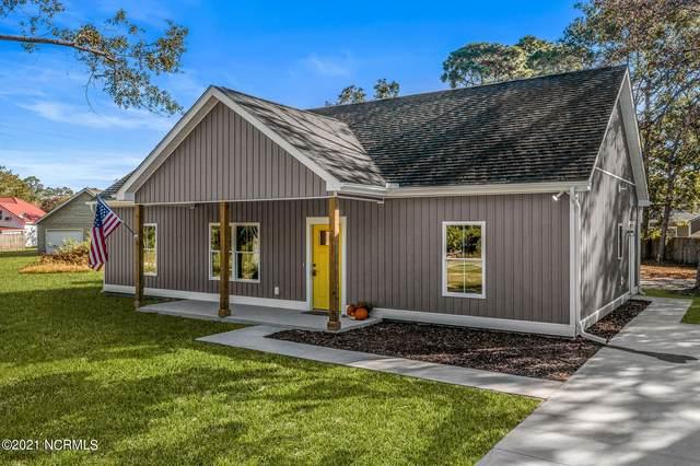 2817 Paul Andrew Street, Varnamtown, NC 28462 (MLS #100294338) :: BRG Real Estate