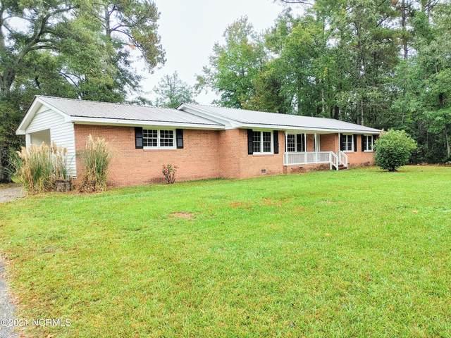 98 Pineland Woods Road, Whiteville, NC 28472 (MLS #100294368) :: CENTURY 21 Sweyer & Associates