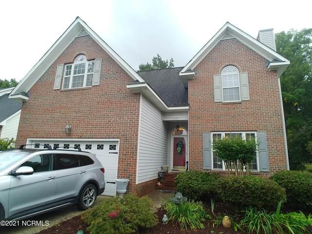2105 Sir Raleigh Court, Greenville, NC 27858 (MLS #100294372) :: Barefoot-Chandler & Associates LLC