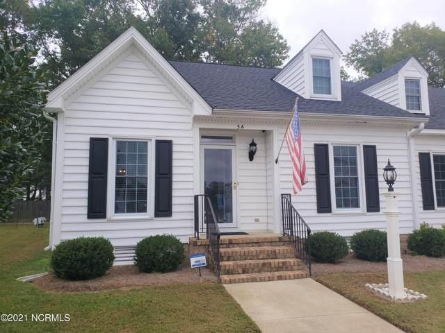2730 5a Brentwood Drive N, Wilson, NC 27896 (MLS #100294374) :: Berkshire Hathaway HomeServices Hometown, REALTORS®