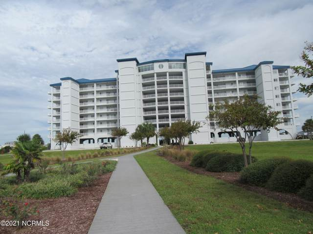 1550 Salter Path Road #601, Indian Beach, NC 28512 (#100294411) :: The Tammy Register Team