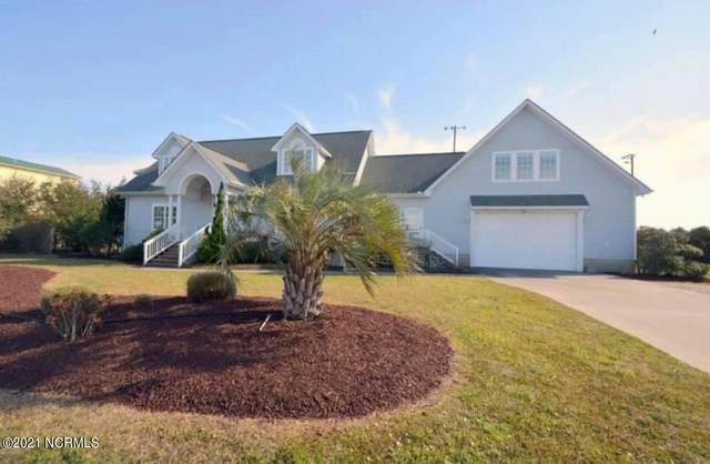 252 Bayview Drive, Harkers Island, NC 28531 (MLS #100294412) :: Donna & Team New Bern