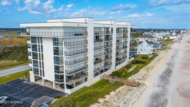 4110 N Island Drive Unit 202, North Topsail Beach, NC 28460 (MLS #100294423) :: Lejeune Home Pros of Century 21 Sweyer & Associates