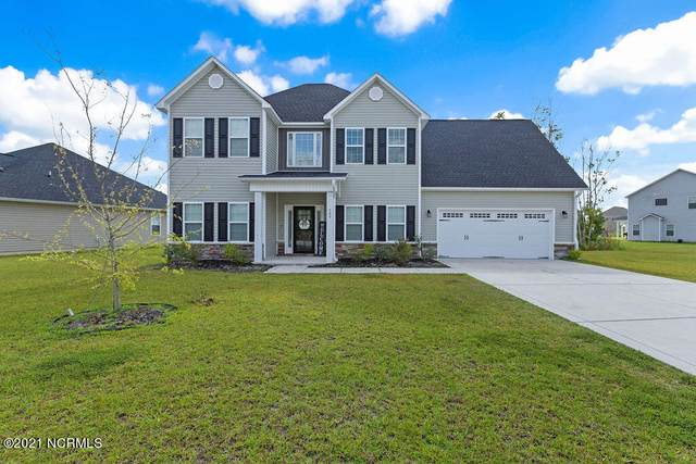 309 Old Snap Dragon Court, Jacksonville, NC 28546 (MLS #100294424) :: The Rising Tide Team