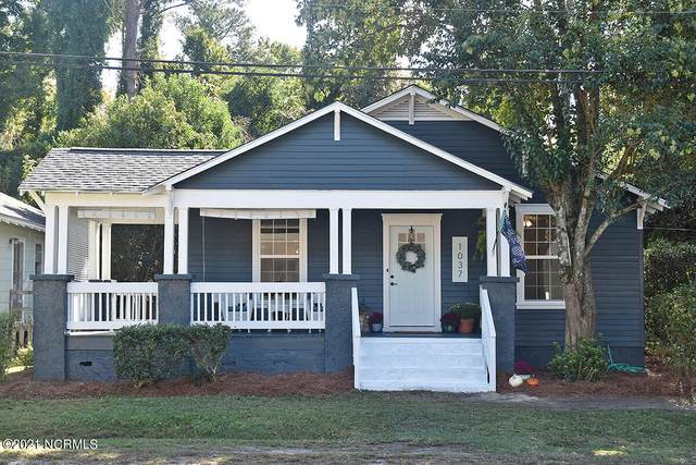 1037 Page Avenue, Wilmington, NC 28403 (MLS #100294507) :: The Oceanaire Realty