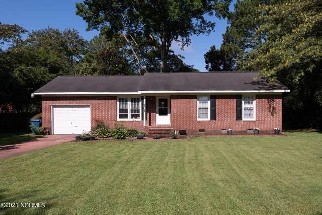 705 Circle Drive, Greenville, NC 27858 (MLS #100294548) :: Thirty 4 North Properties Group