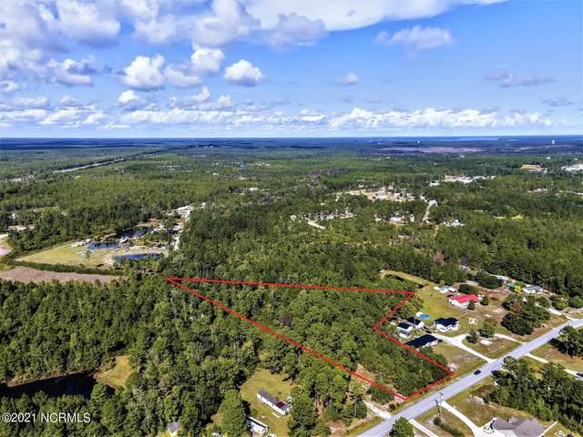 205 Old Folkstone Road, Holly Ridge, NC 28445 (MLS #100294568) :: Lejeune Home Pros of Century 21 Sweyer & Associates