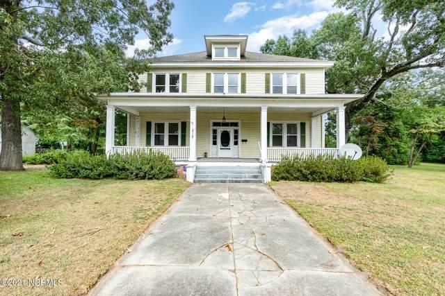 212 W Railroad Street, La Grange, NC 28551 (MLS #100294570) :: Barefoot-Chandler & Associates LLC