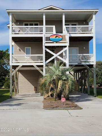 1404 E Dolphin Drive, Oak Island, NC 28465 (MLS #100294585) :: Lynda Haraway Group Real Estate