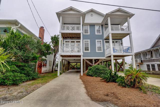 717 Carolina Beach Avenue N #1, Carolina Beach, NC 28428 (MLS #100294626) :: Barefoot-Chandler & Associates LLC