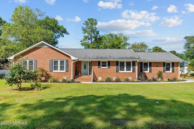 308 Channel Run Drive, New Bern, NC 28562 (MLS #100294643) :: Great Moves Realty