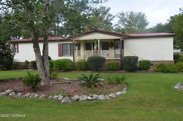 806 Magnolia Drive, Sunset Beach, NC 28468 (MLS #100294652) :: BRG Real Estate