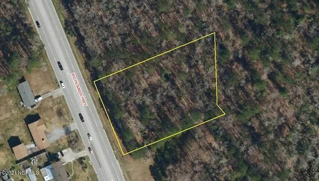 L2 Richlands Highway, Jacksonville, NC 28540 (MLS #100294658) :: Lejeune Home Pros of Century 21 Sweyer & Associates