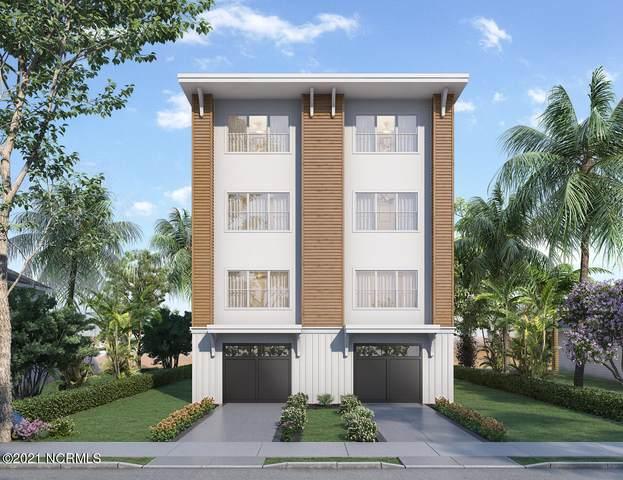 1311 Snapper Lane #1, Carolina Beach, NC 28428 (MLS #100294659) :: Barefoot-Chandler & Associates LLC