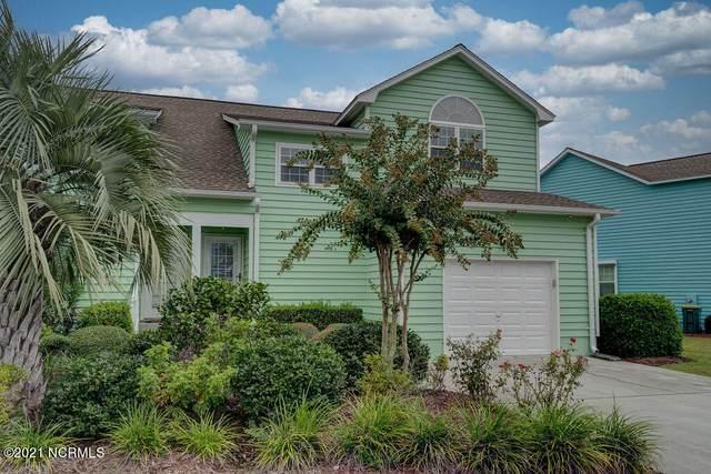 810 Sloop Pointe Lane, Kure Beach, NC 28449 (MLS #100294676) :: David Cummings Real Estate Team
