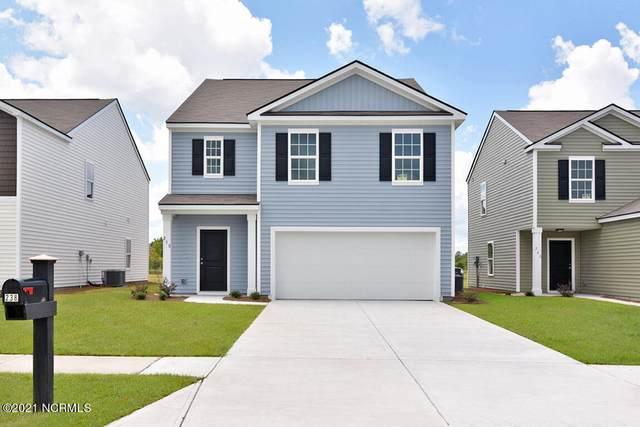 511 Birdsong Drive Lot 28, Holly Ridge, NC 28445 (MLS #100294694) :: Thirty 4 North Properties Group