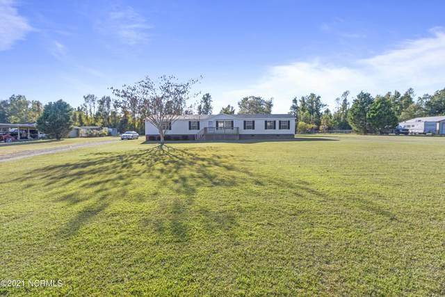 672 Emmett Lane, Maysville, NC 28555 (MLS #100294697) :: Donna & Team New Bern