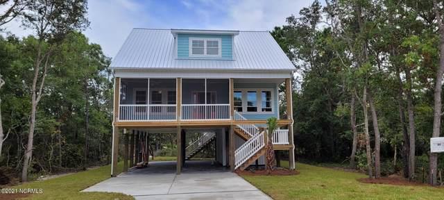 3406 E Oak Island Drive, Oak Island, NC 28465 (MLS #100294731) :: Coldwell Banker Sea Coast Advantage