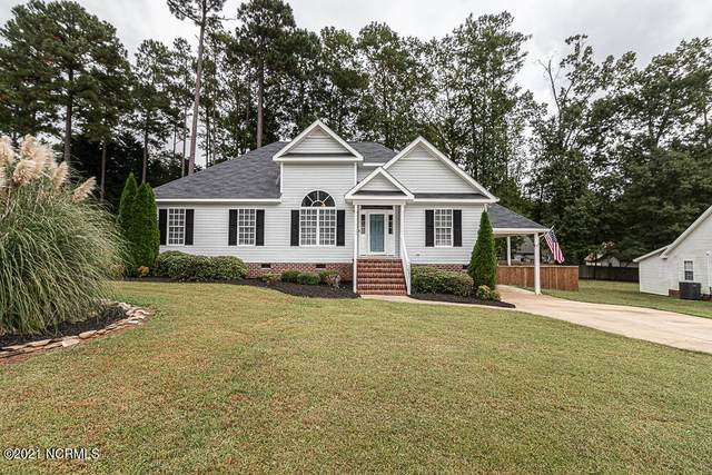 1643 Hackberry Drive, Rocky Mount, NC 27804 (MLS #100294733) :: Frost Real Estate Team