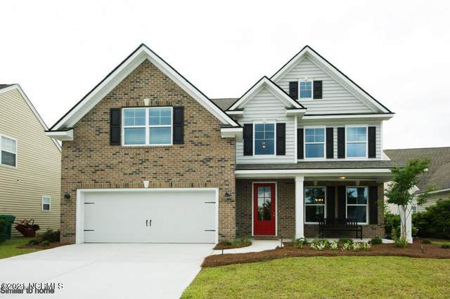 274 Salt Meadow Lane Lot 64, Newport, NC 28570 (MLS #100294736) :: Lejeune Home Pros of Century 21 Sweyer & Associates