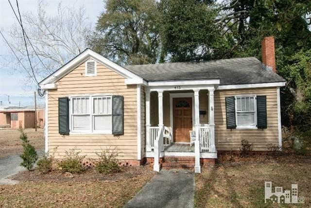 415 Walnut Street, Wilmington, NC 28401 (MLS #100294751) :: David Cummings Real Estate Team