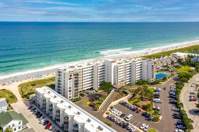 95 S Lumina Avenue 2-K, Wrightsville Beach, NC 28480 (MLS #100294769) :: Vance Young and Associates