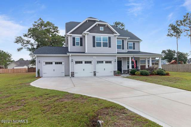 602 Pennywort Court, Sneads Ferry, NC 28460 (MLS #100294773) :: The Rising Tide Team