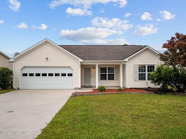 220 Red Carnation Drive, Holly Ridge, NC 28445 (MLS #100294777) :: Shapiro Real Estate Group