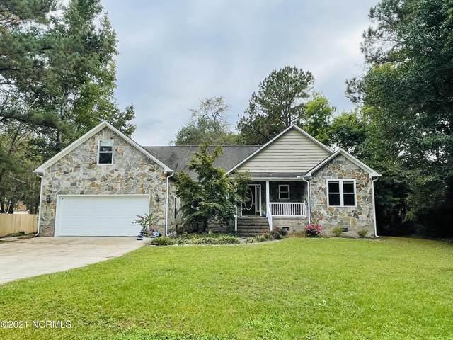 112 Starboard Drive, New Bern, NC 28562 (MLS #100294790) :: The Tingen Team- Berkshire Hathaway HomeServices Prime Properties