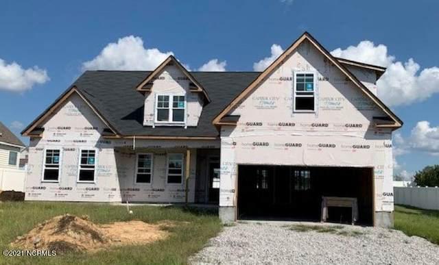 3714 Baybrooke Drive, Wilson, NC 27893 (MLS #100294797) :: Berkshire Hathaway HomeServices Hometown, REALTORS®