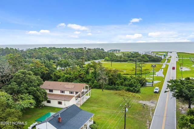 1741 Island Road, Harkers Island, NC 28531 (MLS #100294806) :: CENTURY 21 Sweyer & Associates