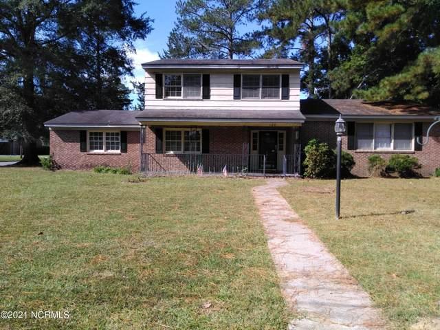 100 N Kirkwood Avenue, Rocky Mount, NC 27801 (MLS #100294812) :: Barefoot-Chandler & Associates LLC