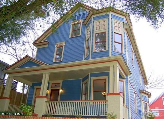 807 Orange Street B, Wilmington, NC 28401 (MLS #100294816) :: David Cummings Real Estate Team