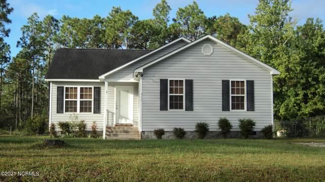 371 Pine Lake Road, Southport, NC 28461 (MLS #100294822) :: CENTURY 21 Sweyer & Associates