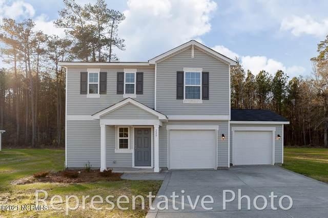 308 Range Circle Lot 40, Holly Ridge, NC 28445 (#100294829) :: Rachel Kendall Team