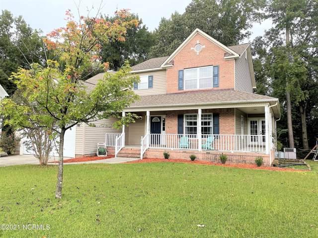218 Newport Drive, Jacksonville, NC 28540 (MLS #100294831) :: Berkshire Hathaway HomeServices Hometown, REALTORS®