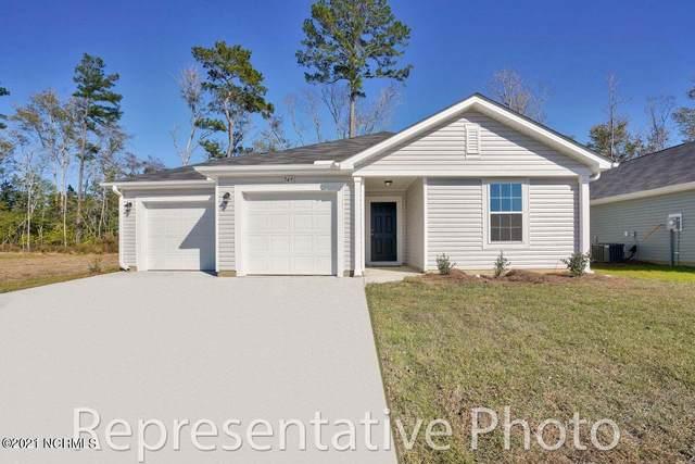 216 New Home Place Lot 9, Holly Ridge, NC 28445 (#100294834) :: Rachel Kendall Team