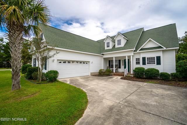 326 Divot Court, Swansboro, NC 28584 (MLS #100294848) :: Lynda Haraway Group Real Estate