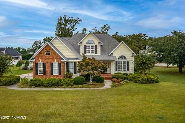 2246 Autumn Drive, Kinston, NC 28501 (MLS #100294853) :: Frost Real Estate Team