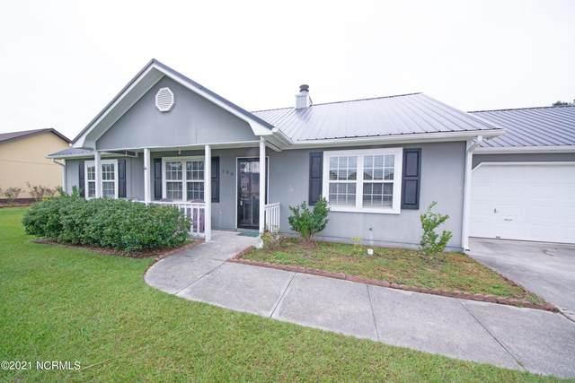 206 Stag Court, Hubert, NC 28539 (MLS #100294896) :: Lejeune Home Pros of Century 21 Sweyer & Associates