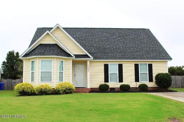 3308 Pacolet Drive, Greenville, NC 27834 (MLS #100294908) :: Barefoot-Chandler & Associates LLC