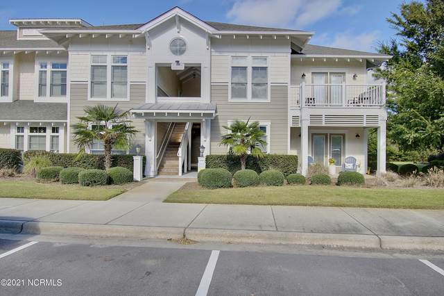 2537 St James Drive SE #1009, Southport, NC 28461 (MLS #100294937) :: Thirty 4 North Properties Group