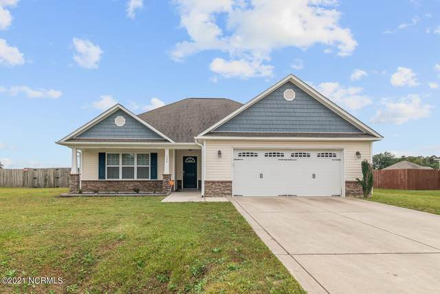 128 Prelude Drive, Richlands, NC 28574 (MLS #100294946) :: The Tingen Team- Berkshire Hathaway HomeServices Prime Properties